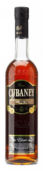 RON CUBANEY ELIXÍR 12Y 0,7L 34%