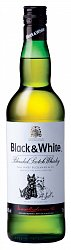 BLACK AND WHITE 40% 0,7L