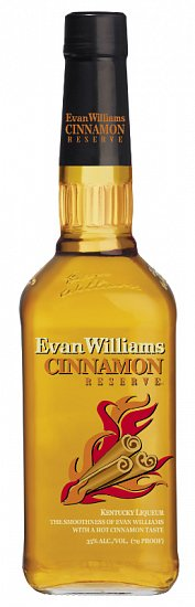 EVAN WILLIAMS CINNAMON 35% 1L
