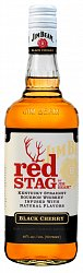 JIM BEAM RED STAG 40% 1L CHERRY