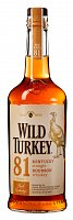 WILD TURKEY 81 PROOF 40,5L% 0,7L