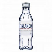 VODKA FINLANDIA MINI 40% 0,05L