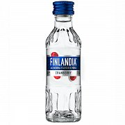VODKA FINLANDIA CRANBERRY MINI 37,5% 0,05L