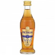 METAXA 7* MINI 40% 0,05L