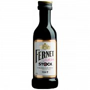 FERNET STOCK MINI 38% 0,05L